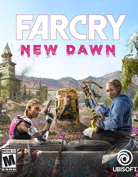 FAR CRY NEW DAWN DELUXE (UPLAY) + БОНУС + ПОДАРОК