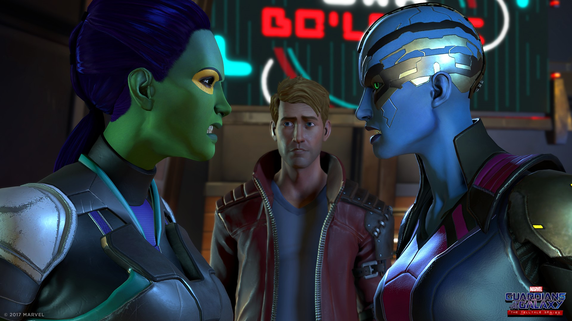 Marvel´s Guardians of the Galaxy: The Telltale Series