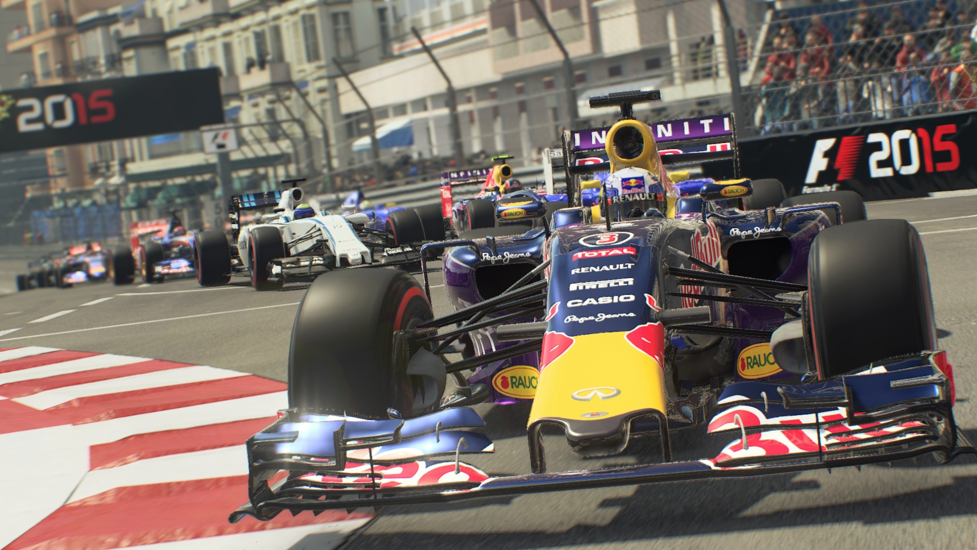 F1 2015 [Steam\RegionFree\Key] + Gift