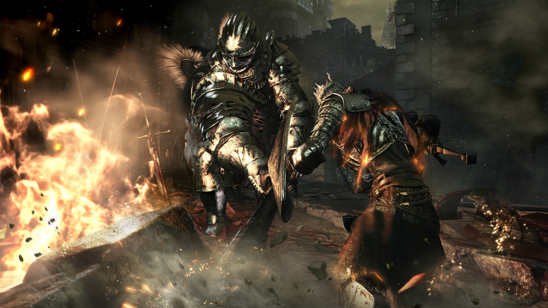 DARK SOULS 3 III [Steam\RegionFree\Key] + Gift