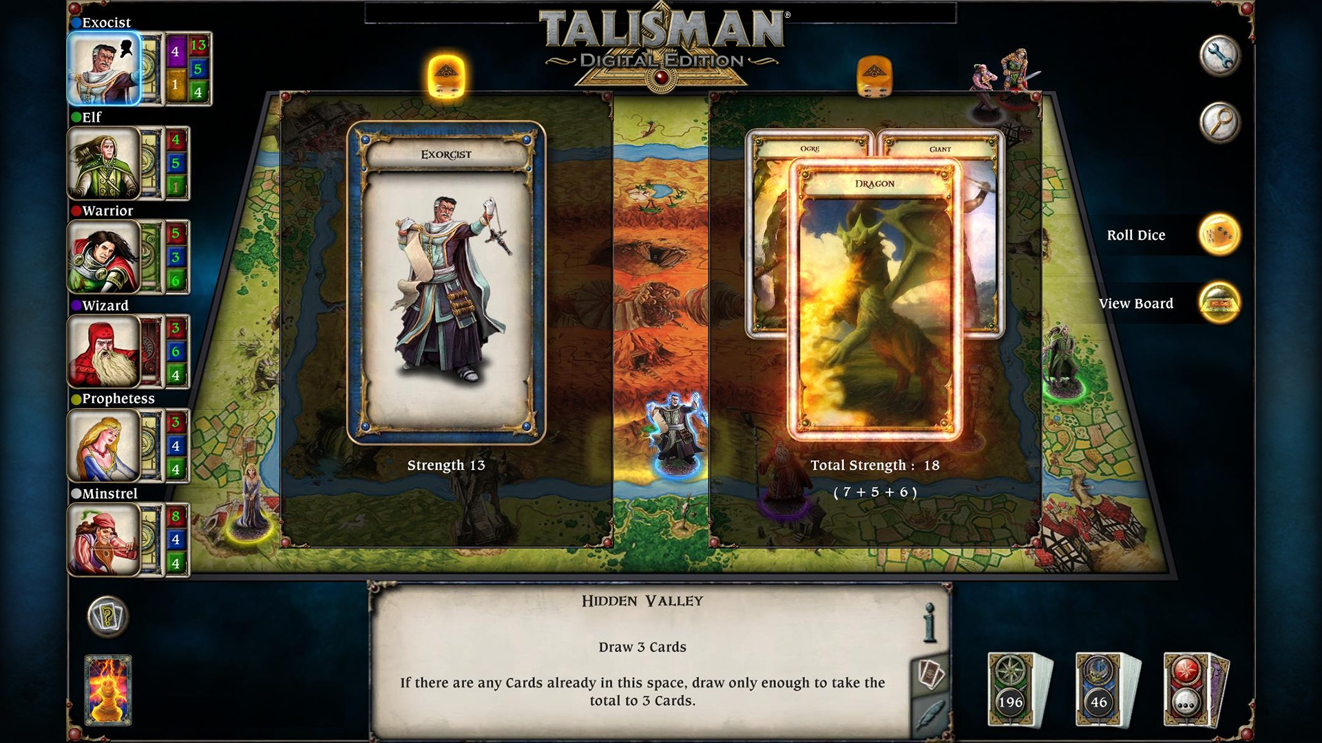 Talisman Tabletop Game  TV Tropes