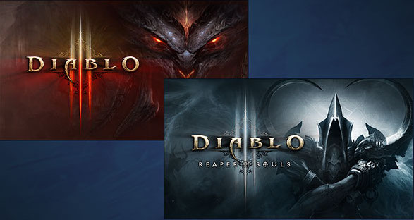 DIABLO 3 Battlechest (RU/EU/US) BATTLE.NET + GIFT