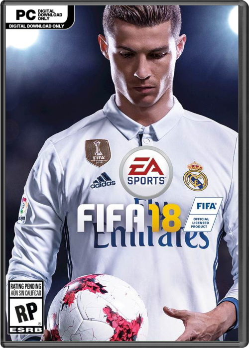 FIFA 18 (Origin/Region Free/ Ru language) + GIFT