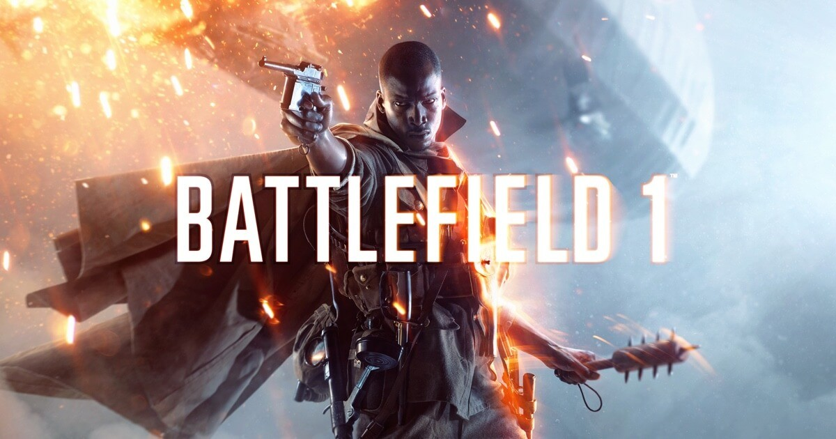 BATTLEFIELD 1 (Origin / Region Free) + GIFT