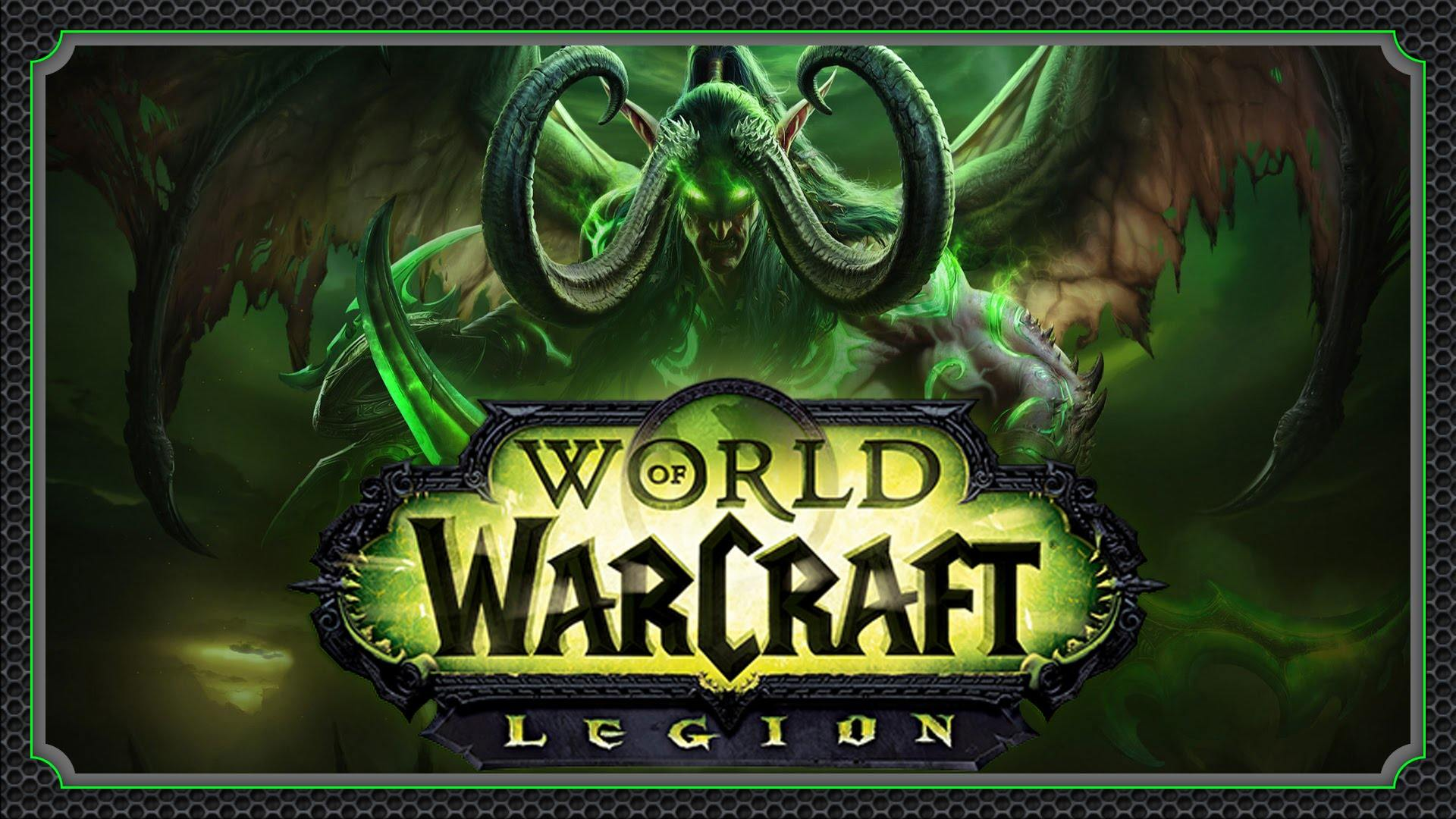 WORLD OF WARCRAFT: LEGION (RU/EU) 100LVL + GIFT