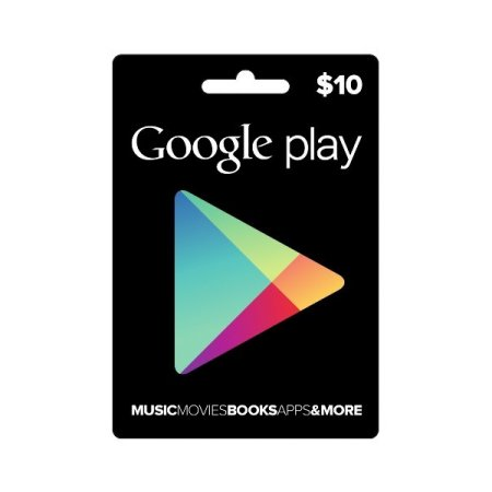 Google Play 10 $ (USA). Sale, Discont