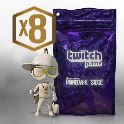 Twitch Prime Account (PUBG / Warframe / Overwatch / R6)