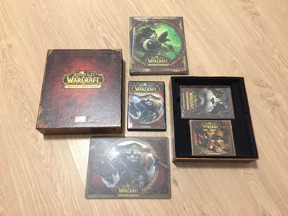 World of Warcraft MISTS OF PANDARIA Digital Deluxe RU