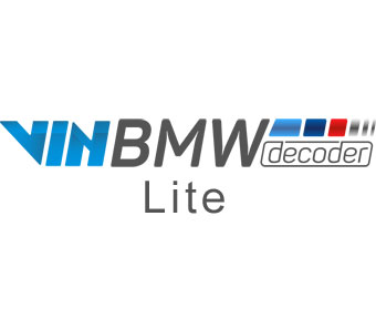 VIN BMW Decoder-check BMW or Mini mileage history-Lite