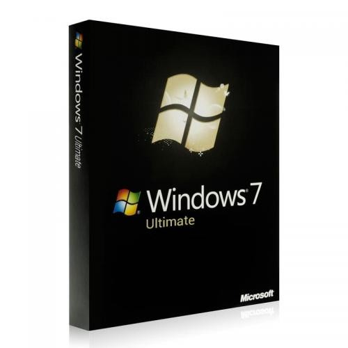 Windows 7 Ultimate 32/64 bit + bonus