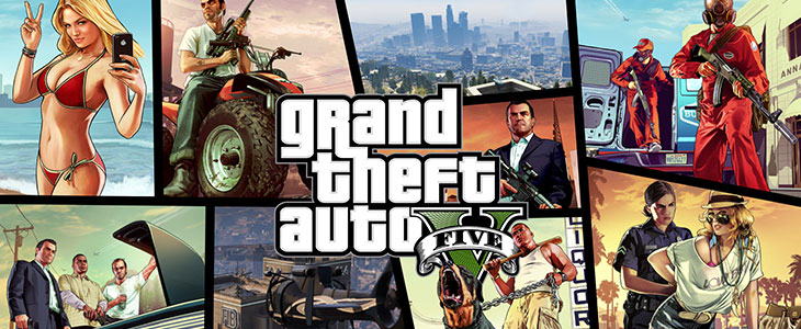 Grand Theft Auto V- (ONLINE + DATA CHANGE+Guarantee)