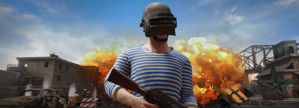 Unique first vest PUBG (BLUE) - Steam Code