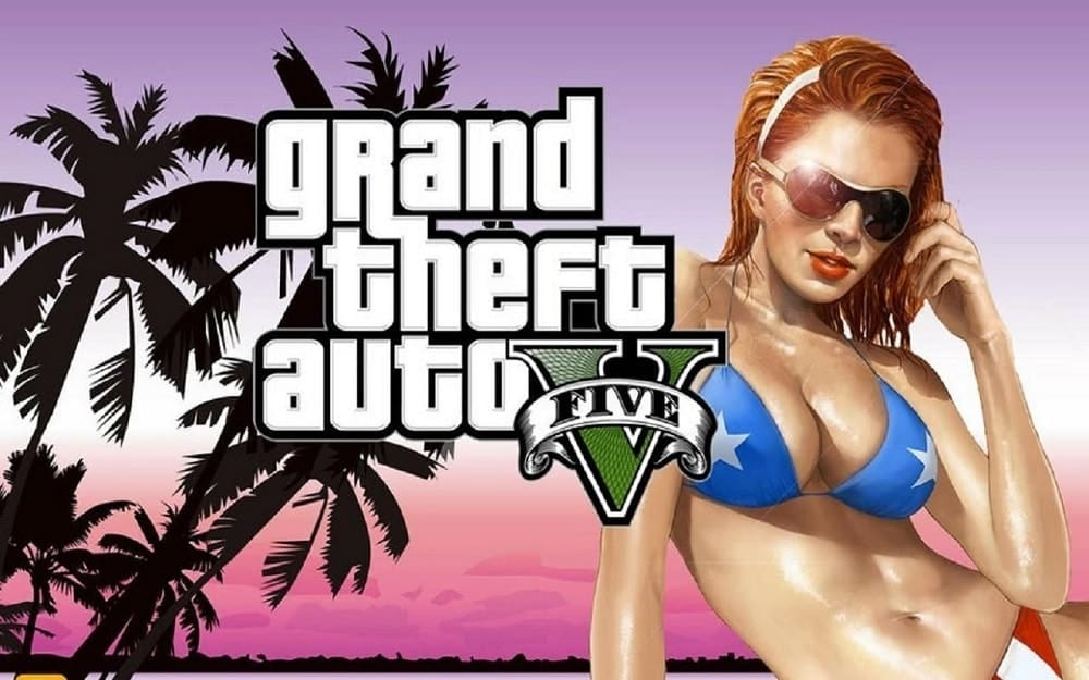 GTA 5 / Grand Theft Auto V +WARRANTY+ONLINE+CHANGE DATA