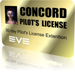EvE - 30 Day Pilot´s License Extension PLEX + ISK