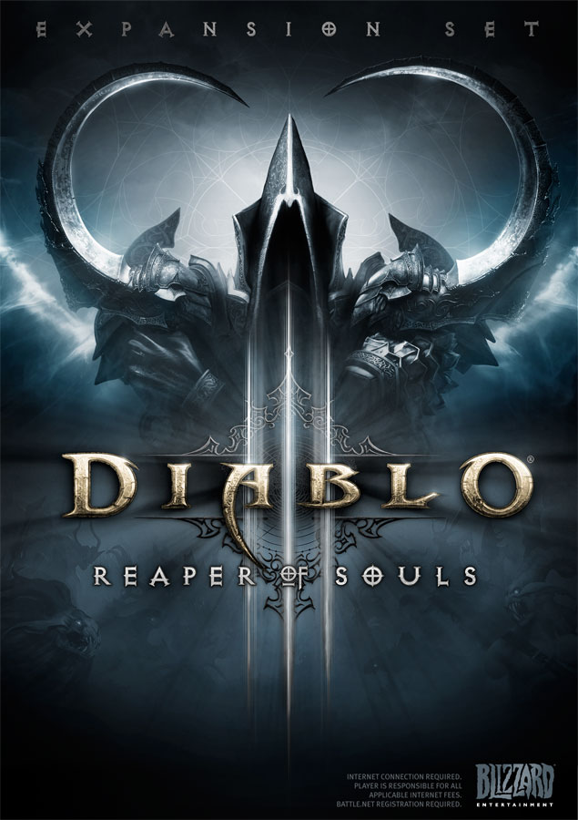 DIABLO 3 III REAPER OF SOULS RU / GLOBAL ( CD-Key)