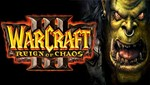 Warcraft III 3 Reign of Chaos  (Cd/Key) Region Free