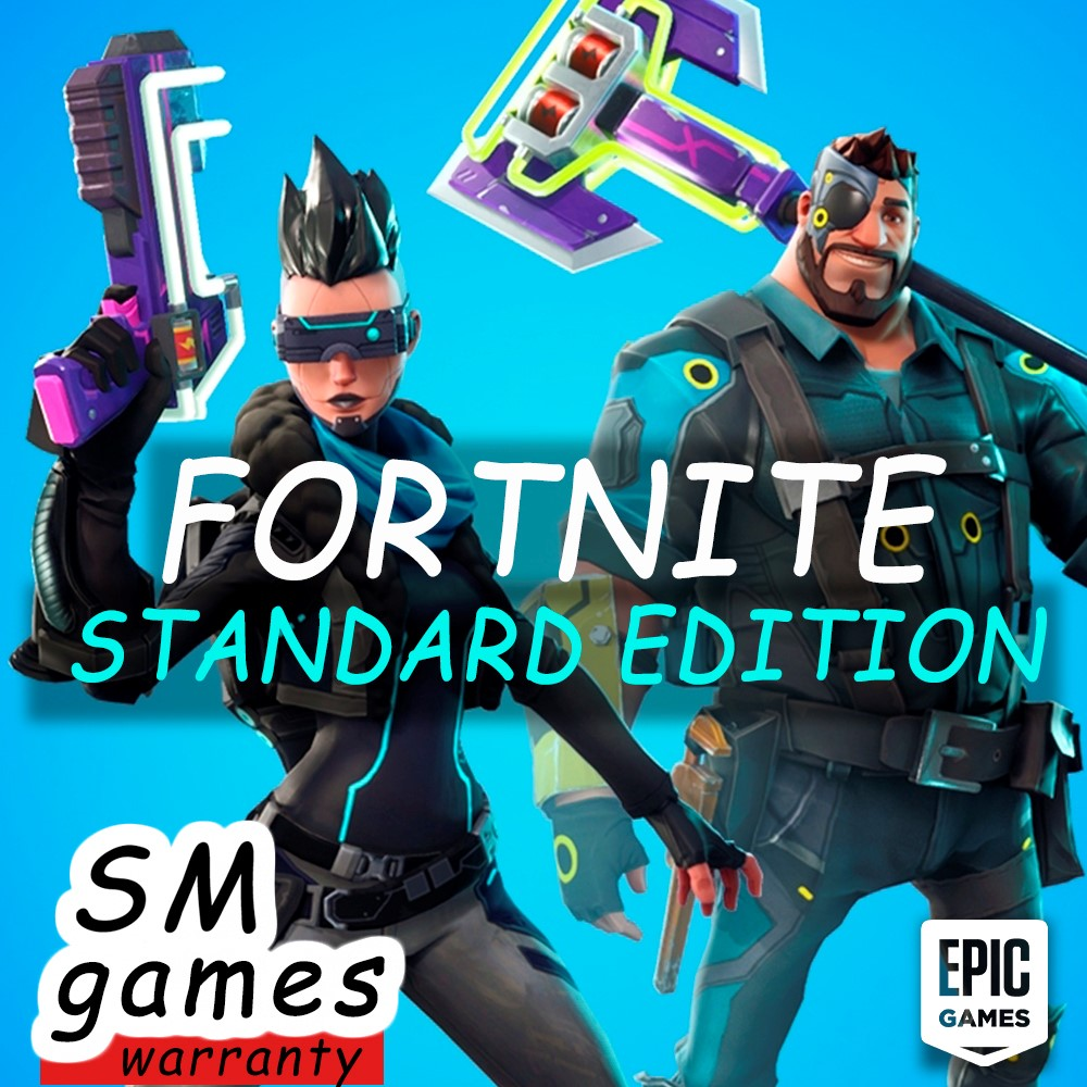 FORTNITE STANDARD EDITION|CASHBACK|REGION FREE&#128309
