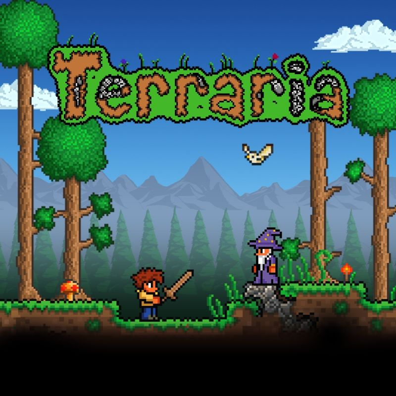 Terraria Steam Key Region Free / ROW