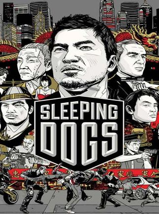 Sleeping Dogs Steam Key RegionFree / ROW + Bonus