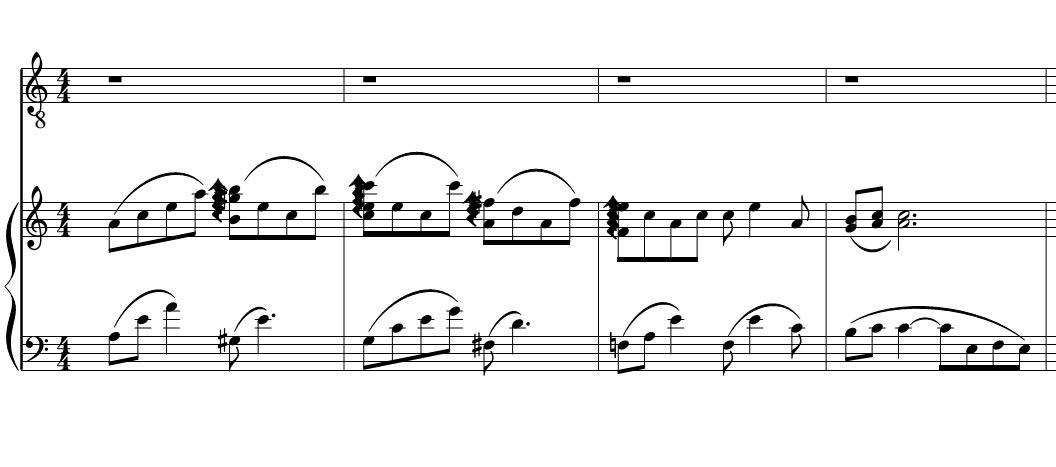 Stairway to Heaven (Led Zeppelin) - Ноты для фортепиано