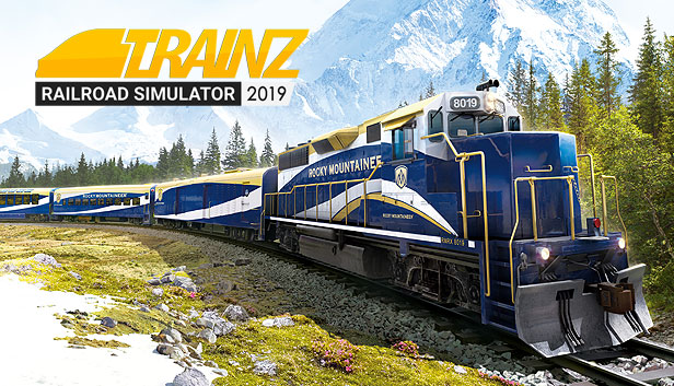 Trainz Railroad Simulator 2019 Steam RU KZ UA CIS
