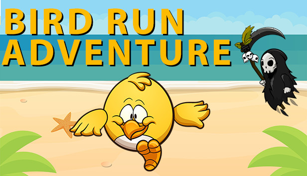 Bird run adventure for Run, chicken, run! Steam RU UA CIS