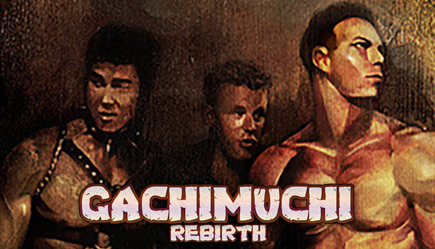 GACHIMUCHI REBIRTH Steam RU KZ UA CIS