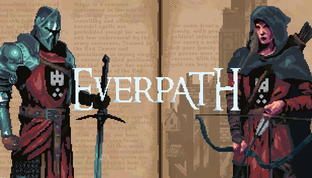 Everpath: A pixel art roguelite Steam RU KZ UA CIS