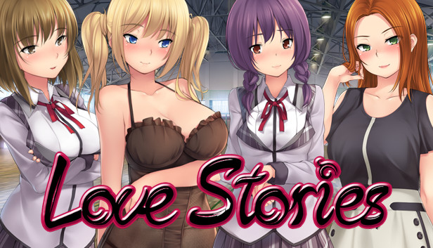 Negligee: Love Stories (c) - Wallpapers Steam RU UA CIS
