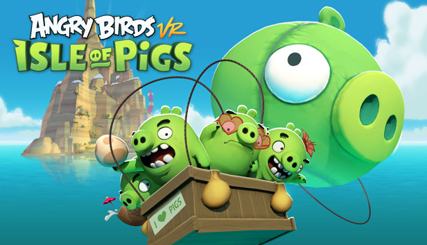 Angry Birds VR: Isle of Pigs Steam RU UA CIS