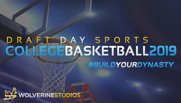 Draft Day Sports: College Basketball 2019 Steam RU