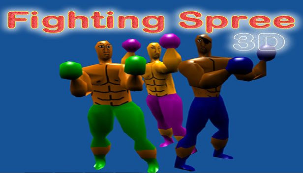 Fighting Spree 3D Steam RU