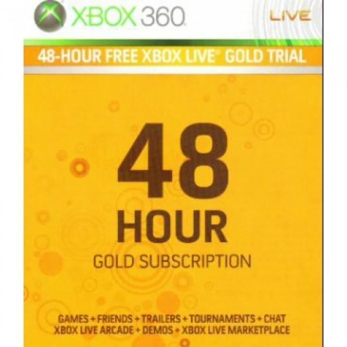 Купить 48 часов XBOX Live (RU/EU/US) WORLDWIDE + 1 в подарок 48 часов