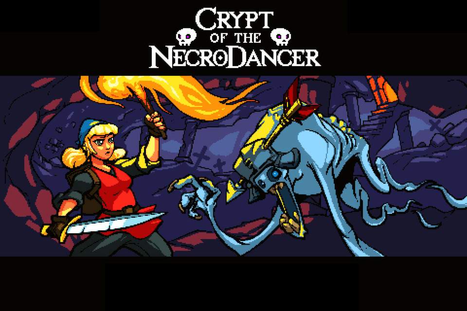 Crypt of the NecroDancer (Steam Gift / Free Region) ROW