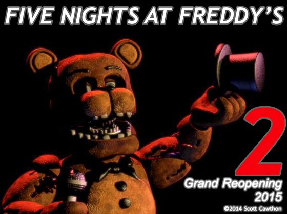 Five Nights at Freddy´s 2 (Steam Gift/ RU+CIS)