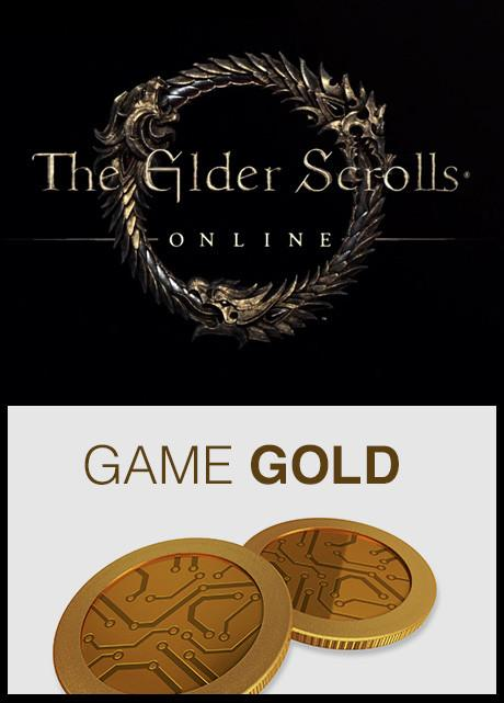Gold The Elder Scrolls Online Europe (PC/Mac – EU)