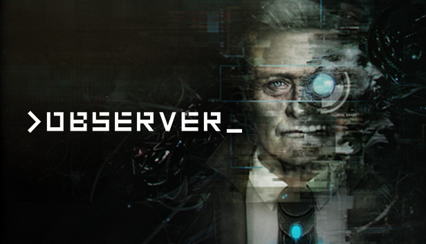 observer 🔑 (STEAM KEY/GLOBAL/REGION FREE)