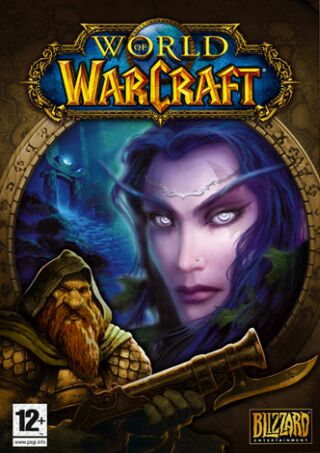 World of Warcraft + Burning Crusade 14 day (RU)