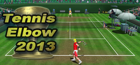 Tennis Elbow 2013 (steam gift, russia)