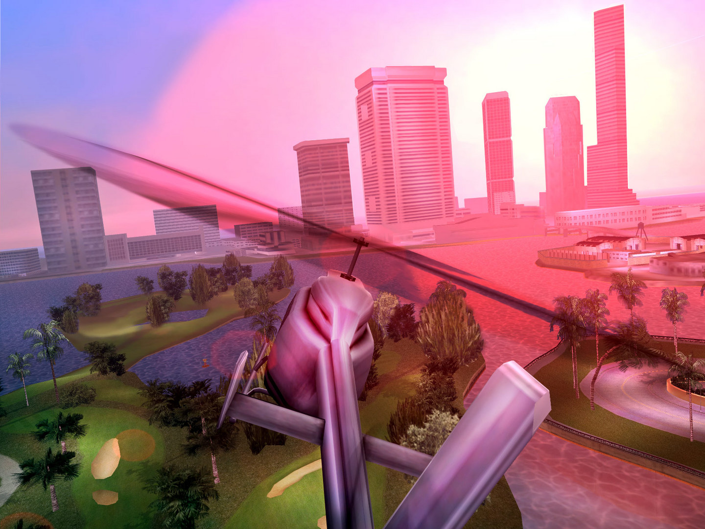 Grand Theft Auto: Vice City (Steam Key) Region Free