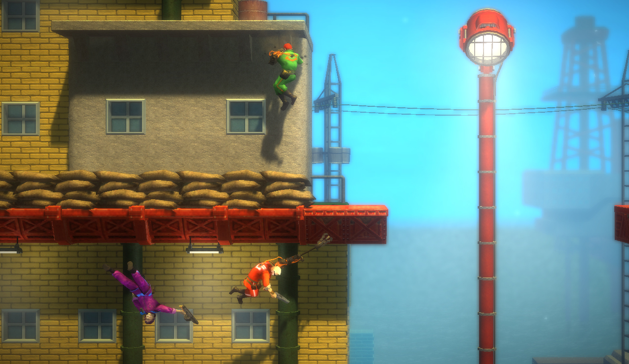 Bionic Commando: Rearmed (Steam Key) Region Free