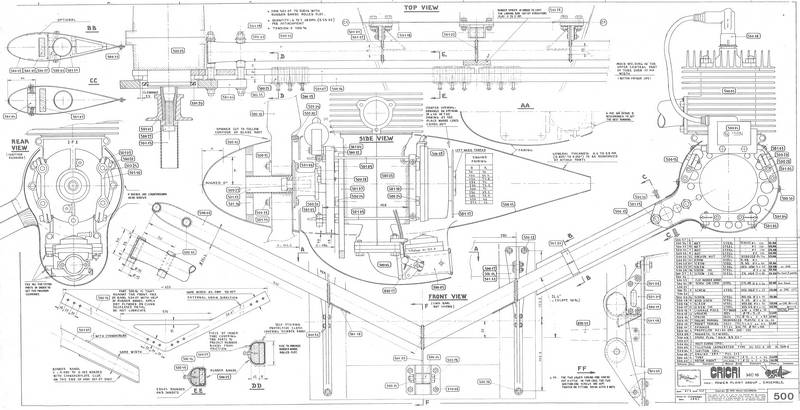 You Aviator. Aircraft drawings Cri-Cri + Flight book