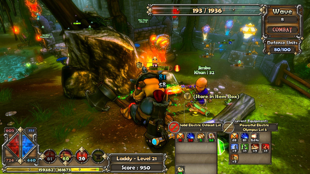 Dungeon Defenders (Steam Gift \ RU + CIS)