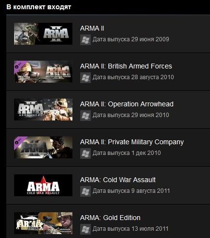 ARMA X: Anniversary Edition  (Steam Gift /ROW)
