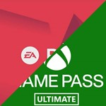 XBOX GAME PASS ULTIMATE на 14 дней+ EA Play + Продление