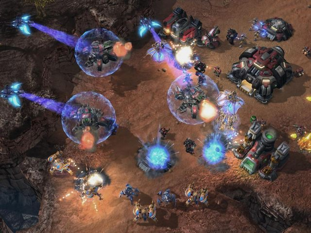 StarCraft 2: Wings of Liberty (RU)