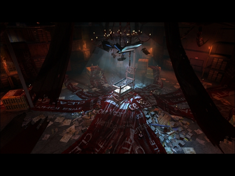 Screens Zimmer 9 angezeig: f e a r 3 update