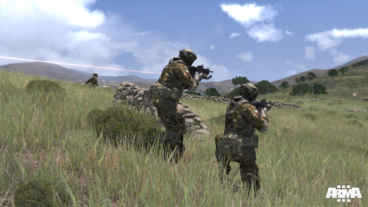 You buy a license activation key game Arma III 3 for Steam and ...