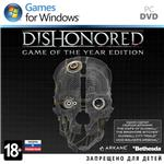Dishonored. Game of the Year Edition (steam)