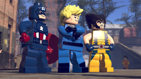 LEGO Marvel Super Heroes Steam gift (RU/CIS) + БОНУС